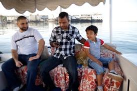 Noor, Mustafa and Ali